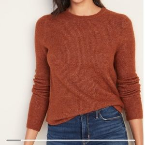 Old Navy Sweater (rust color)